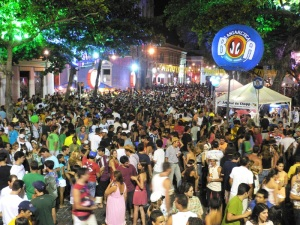 Carnival in Recife Antigo