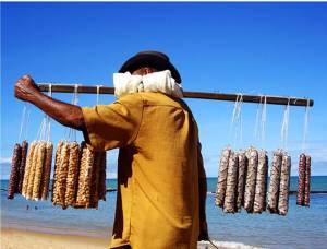 Nut Seller
