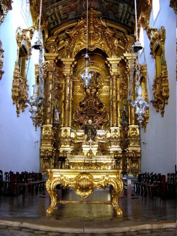 Igreja São Bento Altar