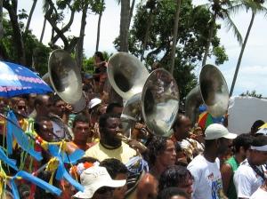 Street Frevo in Olinda Carnival