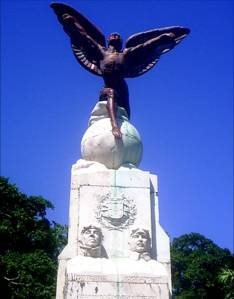 Monument to Cabral and Coutinho