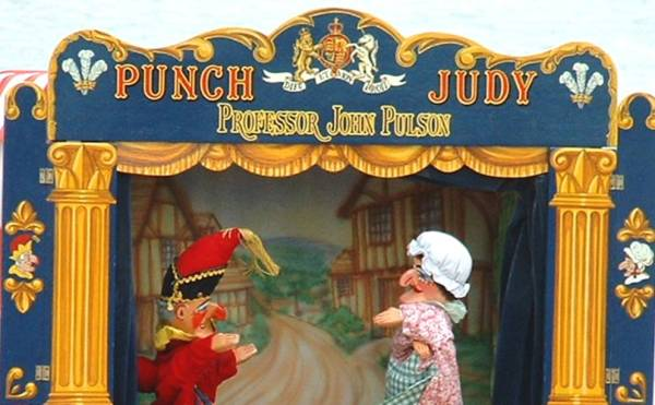 Punch & Judy (UK)