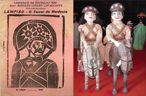 Cprdel (Left) Mamulengo Museum Exhibit